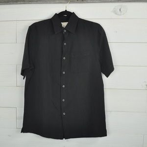 Tasso Elba short sleeve island shirt